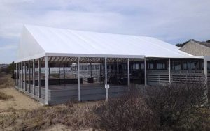 outdoor structures by Dorchester Awning